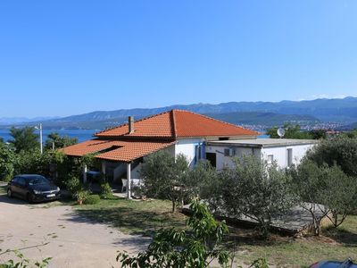 Photo for Holiday apartment with air conditioning and only 60 meters from the beach
