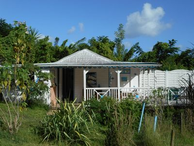 Photo for Bungalow 5 minutes from the beaches (1,5km)