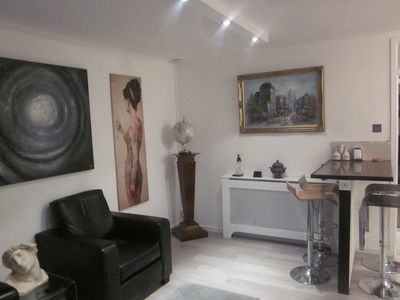 Photo for Luxury Canal Side Apartment in Milton Keynes with Sky on demand TV