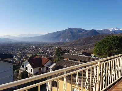 Photo for Super panoramic apartment in Val di Susa