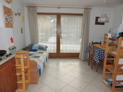 Photo for comfortable apartment in the heart of the Dolomites Villabassa