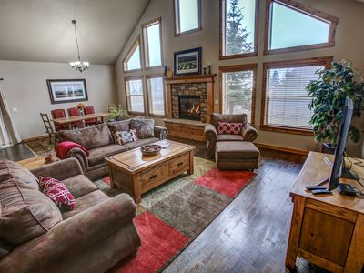 Photo for 3BR House Vacation Rental in Donnelly, Idaho