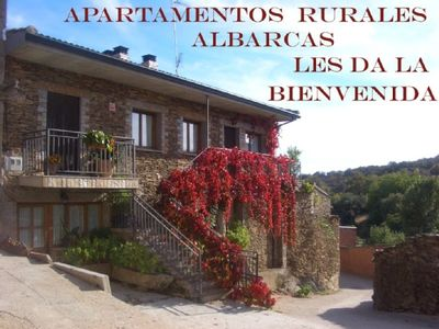 Photo for Albarcas Rural Apartments for 4 people
