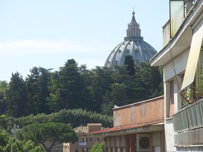 Photo for Holiday home a stone's throw from the Vatican and the city center