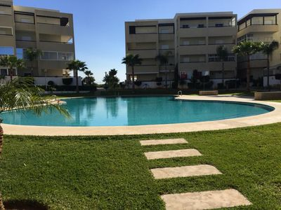 Photo for Nice apartment 5 minutes from the beach Bouznika