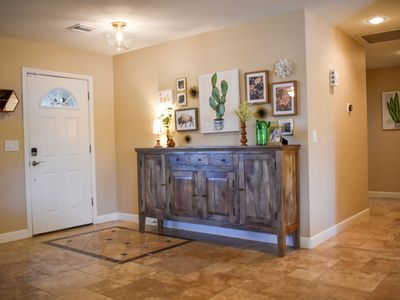 Photo for NEW LISTING! Great Location. New Furnishings, spa and pool table. Pet Friendly!