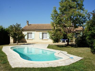 Photo for Holiday cottage with private pool in Provence