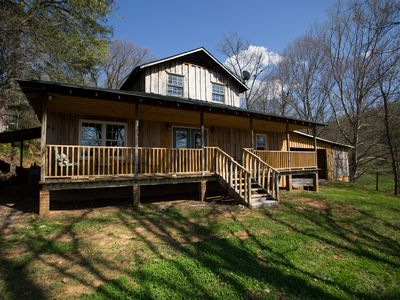 Photo for Beautiful, River-Front, Pet-Free Home