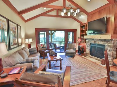Photo for 4 BDRM 4 Bath Private Cottage at True North Golf Club