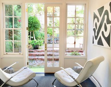 Photo for Pacific Heights Victorian Garden Bedroom & Private Bathroom
