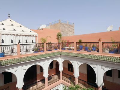 Photo for Riad Bousskri Triple Room Charm and authenticity Comfort and tranquility