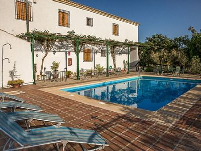 Photo for Self catering Cortijo El Romeral for 7 people