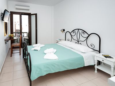 Photo for Depis Naxos town  double room