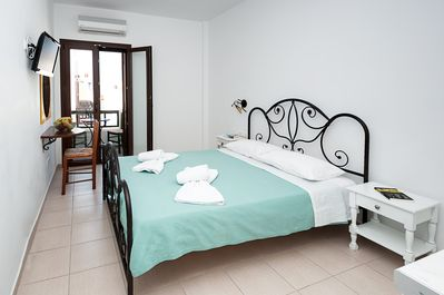 double room with hydro massage
