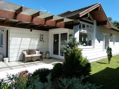 Photo for Beautiful and New House in Canela, gated community, free wifi, sky