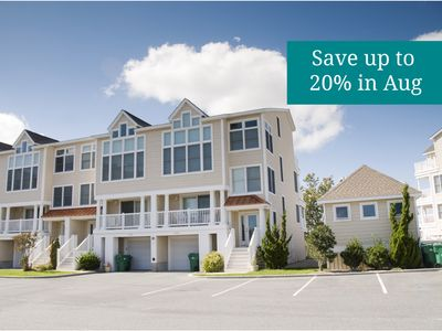 Photo for Salt Meadows 4-BR in Fenwick Island - Wi-Fi, Pool, Dune Crossing to State Park Beach