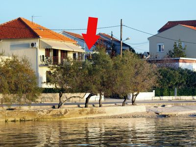Photo for Apartment in Zadar - Diklo (Zadar), capacity 4+1