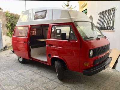 Photo for Vw T3 1.6 TD Surfersvan, Estoril
