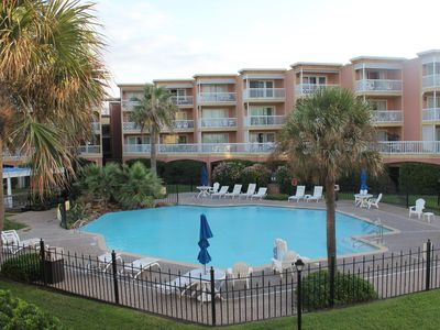 Photo for Ocean View Condo On the Seawall