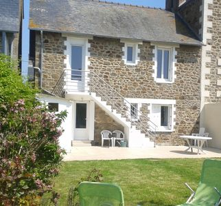 Photo for House near the thermal baths and the beach of Saint Malo