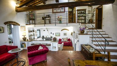 Photo for Typical Tuscan  Villa , Private Pool and Large Private Park.