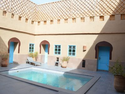 Photo for Private riad with pool near Taroudant