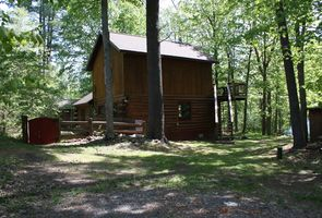 Photo for 2BR Cabin Vacation Rental in Skanee, Michigan