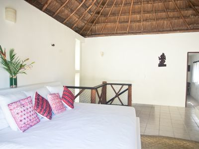 Photo for Mexican Contemporary Design House, Family Friendly With Best Beach Location