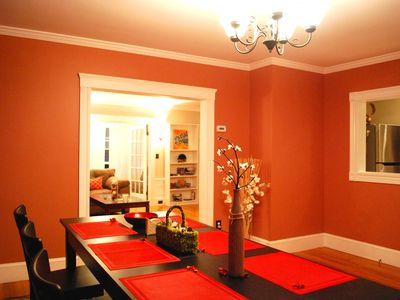 Photo for LOCATION, TREELINED HOME w/PARKING + PUBLIC TRANSPORTATION, BOSTON MEDICAL