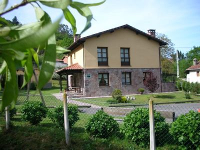 Photo for Rural apartment Ribera del Sella for 4 people (Dobra)