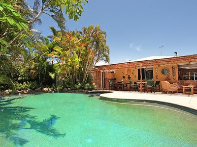 Photo for Resort lifestyle within walking distance to the beach!