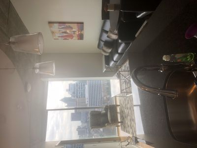 Photo for Highrise In The City! Luxury Midtown Condo