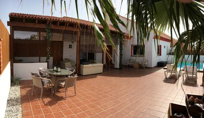 Photo for 3BR Villa Vacation Rental in Corralejo