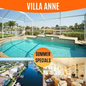 Photo for 33% OFF! -SWFL Rentals - Villa Anne - Stunning Heated Pool Home Sleeps 6