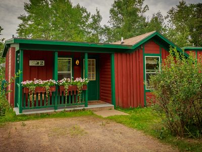 Photo for Croftville Road Cottages #2. On the Shore of Lake Superior. Cozy and Romantic.