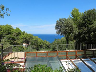 Photo for Vacation home Il Rudere (CVO215) in Cavo - 4 persons, 2 bedrooms
