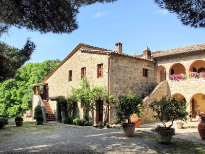 Photo for Apartment Podere Cellole (CTC151) in Castellina in Chianti - 4 persons, 2 bedrooms