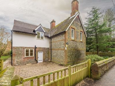 Photo for Previously a school house this property is surrounded by a fully enclosed garden
