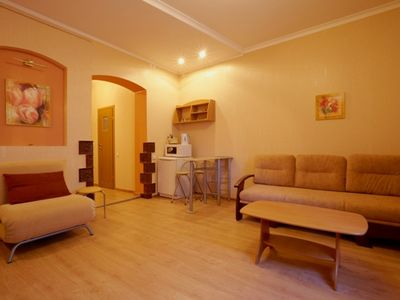 Photo for Cozy apartment in the center of Lviv