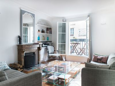 Photo for Rue des Martyrs IV - Two Bedroom Apartment, Sleeps 4