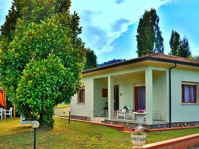 Photo for holiday home Casa Il Gatto Nero, Camaiore, Marignana  in Versilia - 4 persons, 2 bedrooms