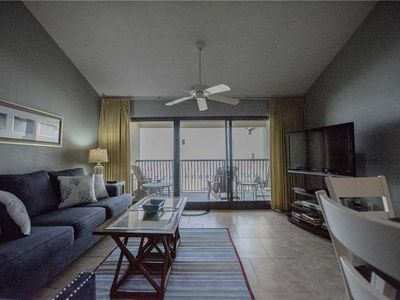 Photo for Your BEACH FRONT vacation paradise is here, 308. Family friendly. Destin Beach Club