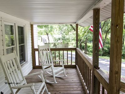Photo for 2BR Farmhouse Vacation Rental in Hayesville, North Carolina