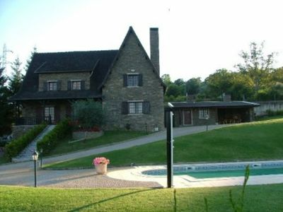 Photo for Villa in Macedo de Cavaleiros with private pool and beautiful views