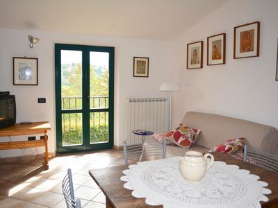 Photo for Appartment Rocco: Beautiful farmhouses in the heart of Umbria
