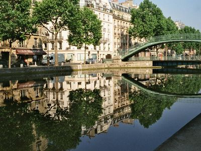 Photo for Studio 25m² Canal St Martin