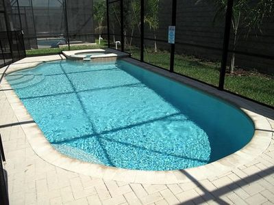 Photo for 2 Miles From Disney, Private Pool/Spa, Game Room, Free Resort Amenities!