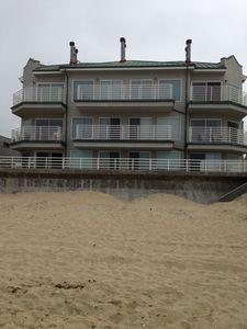 Photo for Imperial Beach, right on the sand!