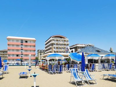 Photo for Apartment Residence Apollo  in Lido di Jesolo, Adriatic Sea / Adria - 5 persons, 2 bedrooms