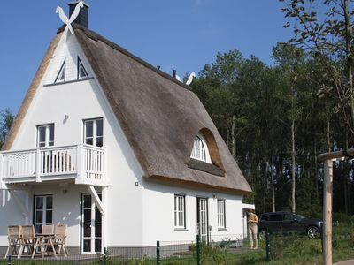 Photo for Thatched cottage for 8 Persons in Glowe auf Rügen, near the beach